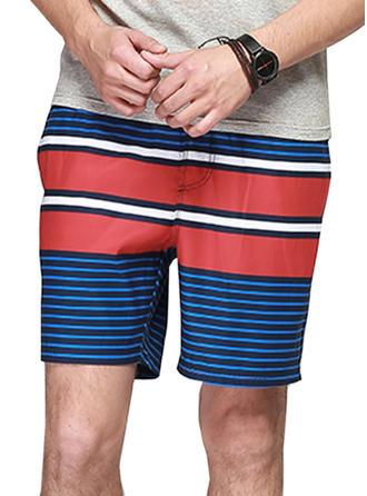 Men's Splice color Board Shorts