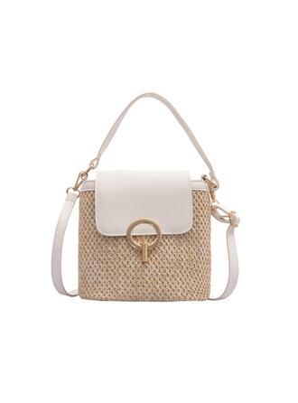 Charming/Vintga/Commuting/Bohemian Style/Braided Tote Bags/Crossbody Bags/Shoulder Bags/Beach Bags