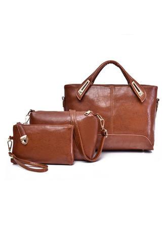 Elegant/Refined/Commuting/Simple Crossbody Bags