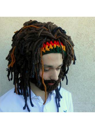 Men's Special/Unique/Animal Polyester Wig Cap