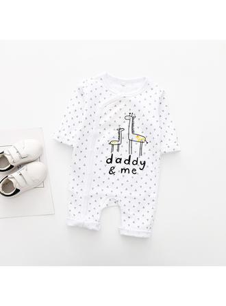 Bébé & Bambins Imprimé Bande Dessinée Coton Salopette
