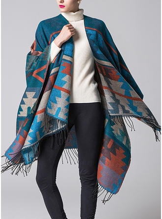 Retro/Vintage Oversized/attractive/Cold weather Wraps