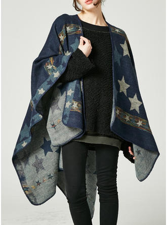 Retro/Vintage Oversized/attractive/Cold weather Wraps