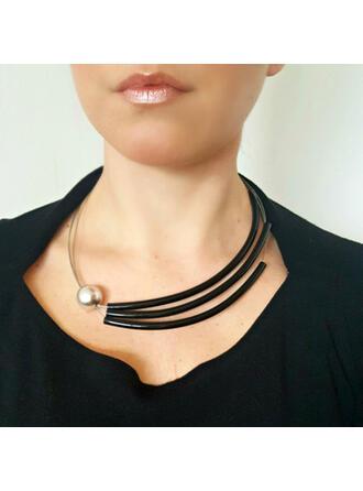 Unik Utsökt Snygg Legering Halsband