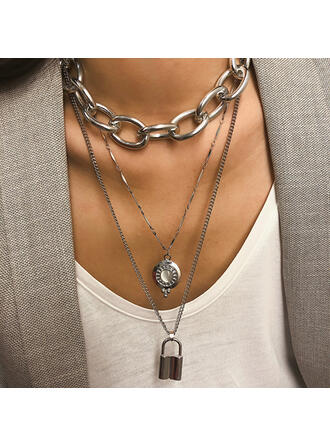 Gorgeous Alloy Necklaces