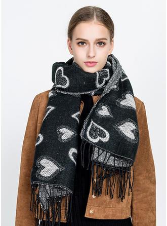 Estilo rústico moda Bufanda