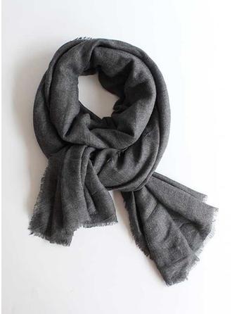Solid Color/Tassel enkle/Koldt vejr Halstørklæde