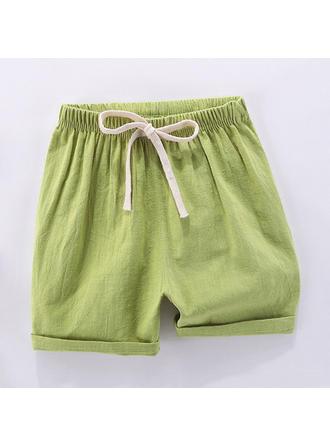 Bébé & Bambin Garçon Solid Coton Short