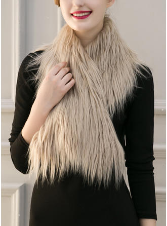 Solid Color Neck/Cold weather Wraps