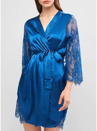 Polyester Lace Slip