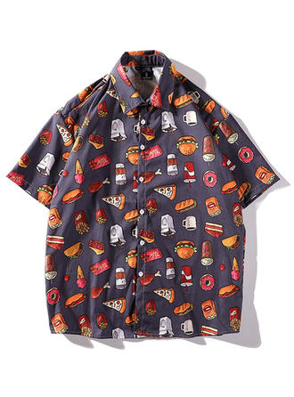 Mænd Hawaii Beach Shirts