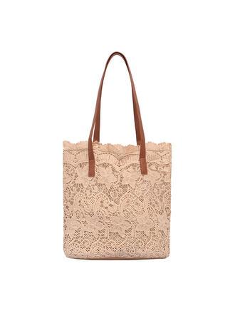 Elegant/Charmen/Vintage/Böhmisk stil/Flätad Tygväskor/Brudväska/Strandväskor
