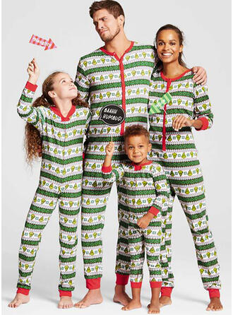 Print Familie Matchende Jul Pyjamas