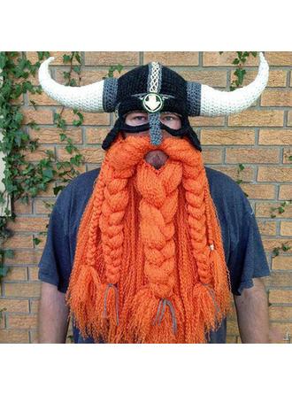 Men's Special/Animal Polyester Wig Cap