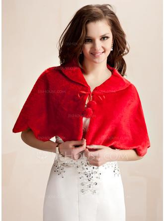 Solid Color Shawls Poncho