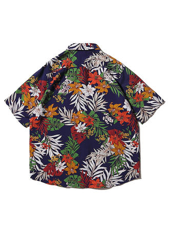 Mænd Blade Hawaii Beach Shirts