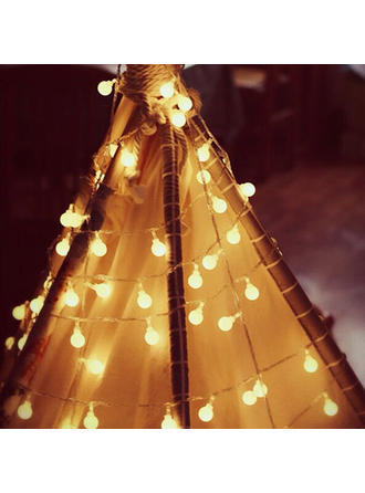 Feliz Navidad PVC Luces Decoración navideña