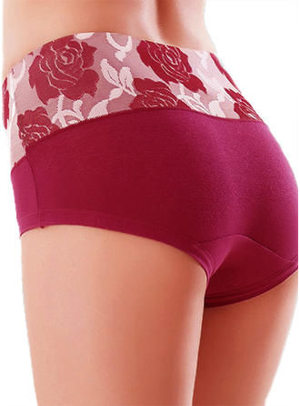 Jacquard Brief Panty