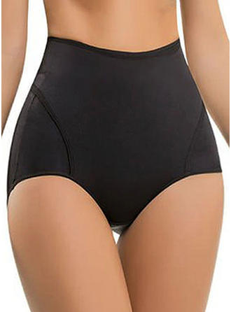 Polyester Chinlon Plain Shapewear