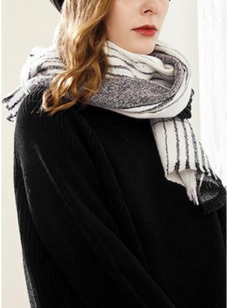 Gradient farve efterspurgte/enkle Halstørklæde