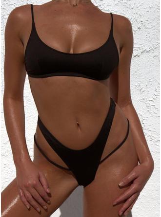 Lanière À Bretelles Sexy Bikinis Maillots De Bain