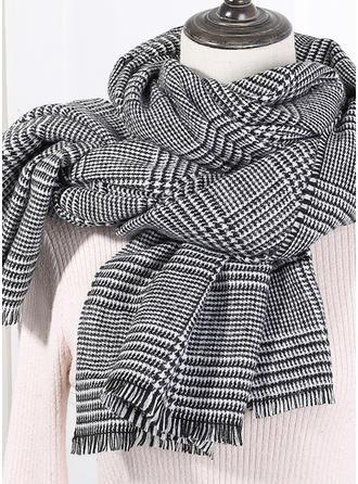 Plaid Koldt vejr Halstørklæde