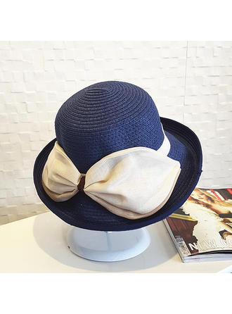 Ladies' Beautiful/Fashion Rattan Straw Beach/Sun Hats