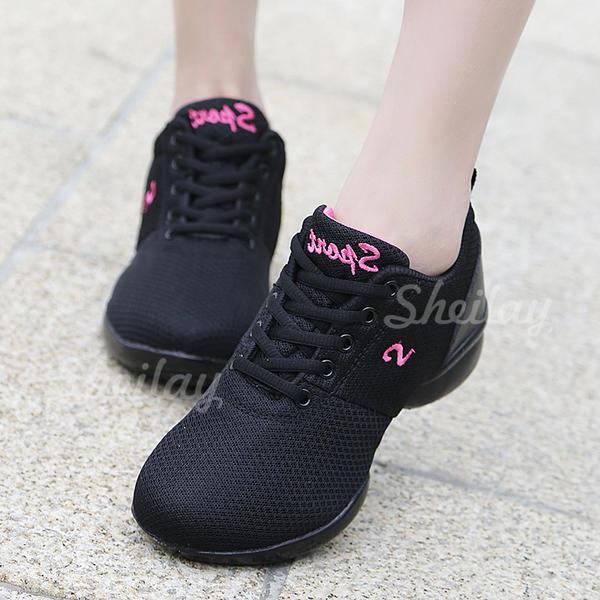 Donna Scarpe da Ginnastica Sneakers Tessuto stile moderno