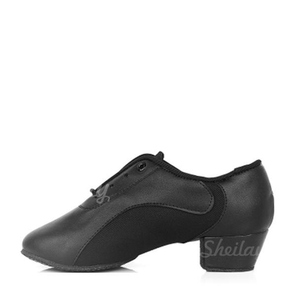 Діти Практика Шкіра Тканина Взуття для спортивно-бальних танців