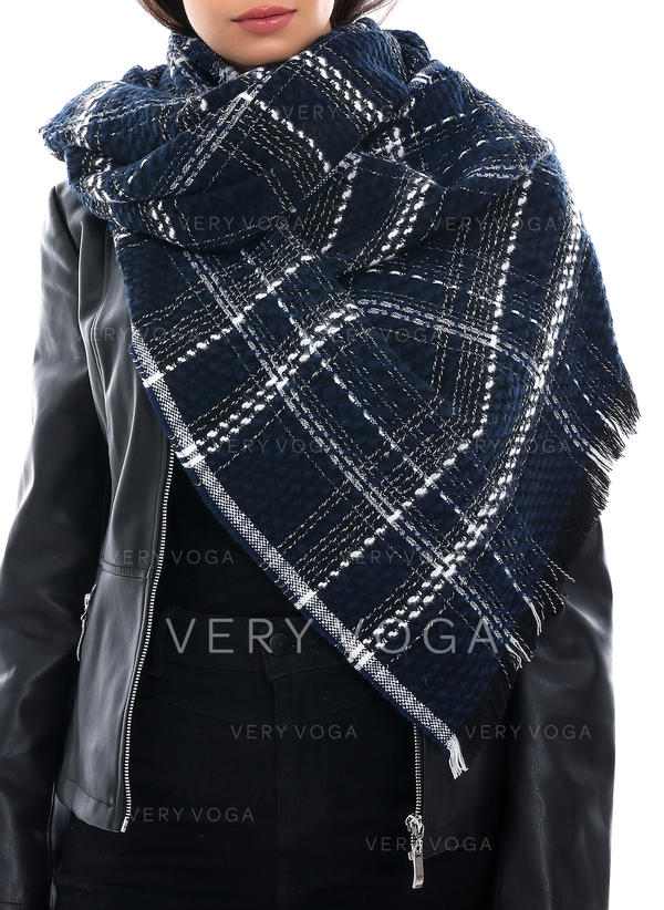 Plaid attractive/Cold weather Scarf