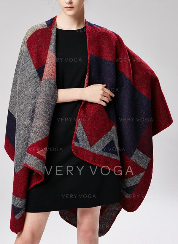 Geometria Print Oversized/Zimna pogoda Okładki