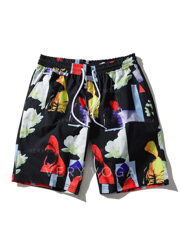Herr Snabbtork Board Shorts