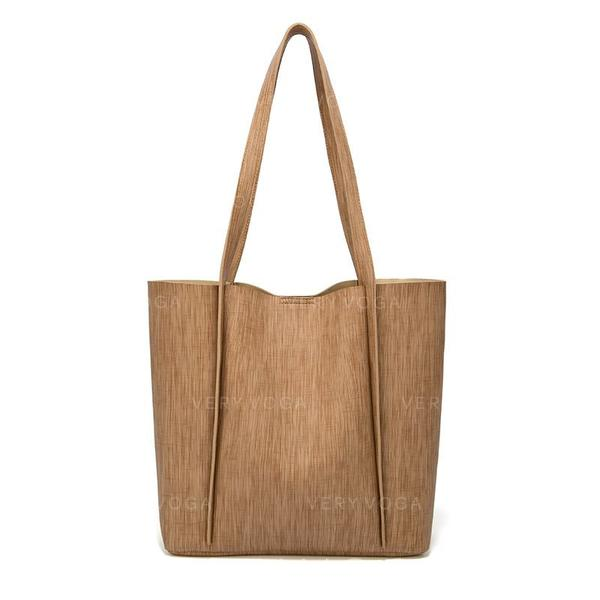 Attractive PU Tote Bags/Shoulder Bags