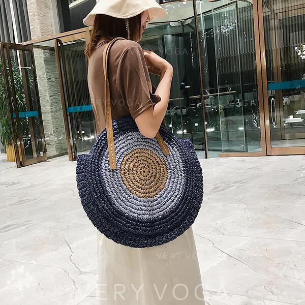 Elegant/Gorgeous/Fashionable/Vintga/Bohemian Style/Braided Tote Bags/Beach Bags