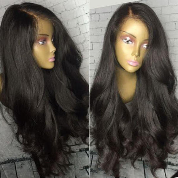 Remy Wigs Lace Front