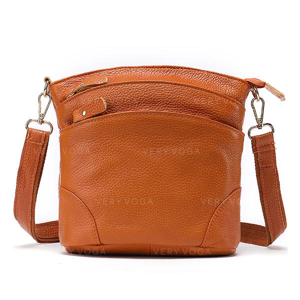 Pretty Genuine leather Shoulder Bags