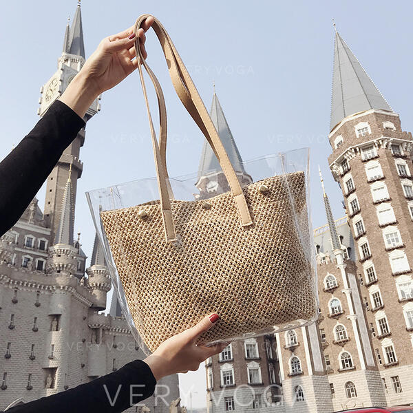 Charming/Fashionable/Pretty PVC/Straw Tote Bags/Beach Bags