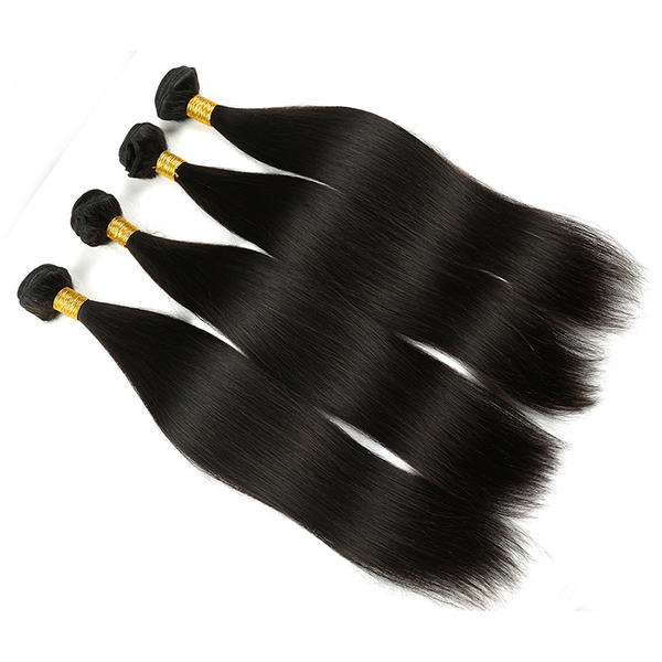 4a Drept Păr Natural Păr Natural Ondulat Vândut La Bucată 100g