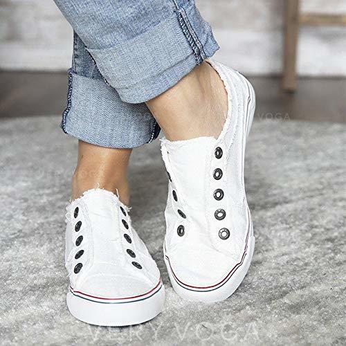Женский холст джинсы Повседневная на открытом воздухе обувь