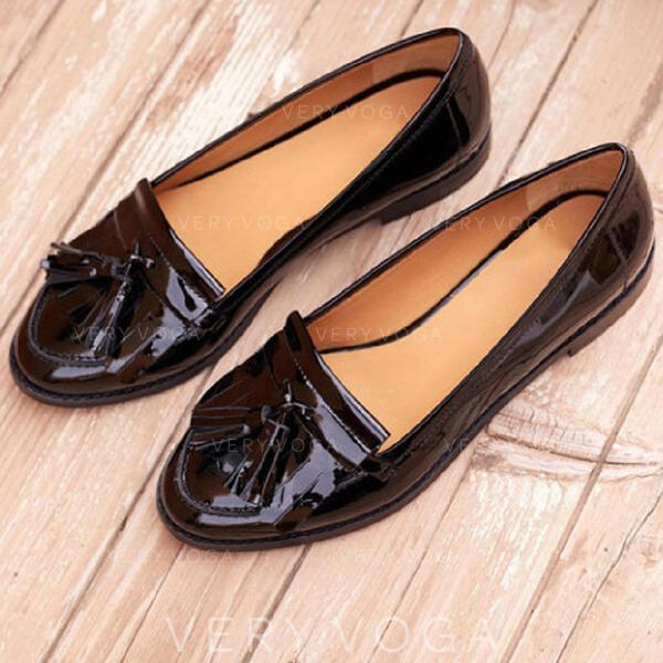 Women's Flats With Tassel shoes