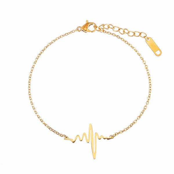 Prachtige Titanium Staal Vrouwen Armbanden
