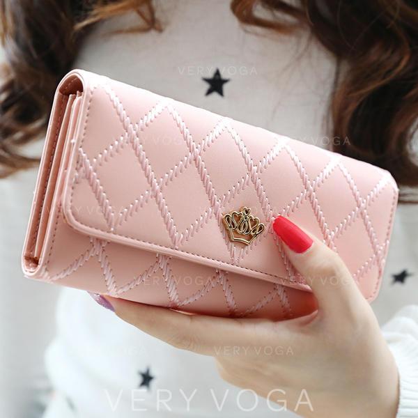 Elegant/Modisch Geldbörsen & Wristlet Taschen