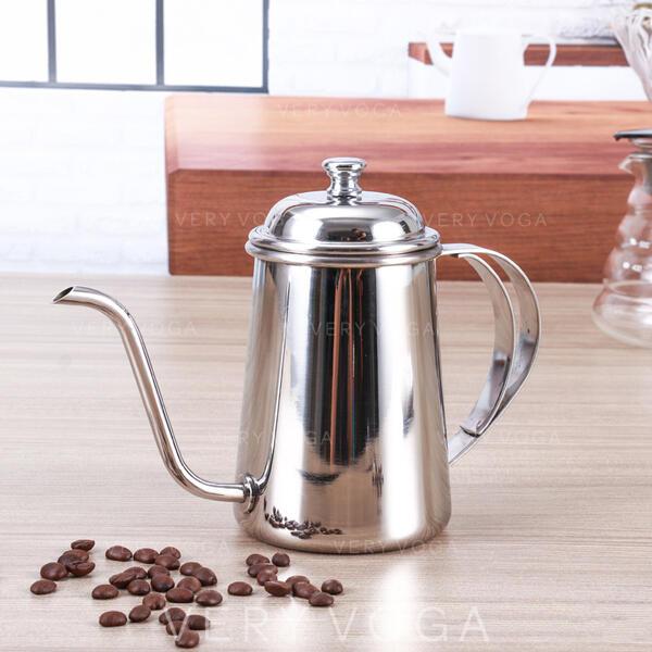 Wayfarer Stainless Steel Coffee Pot