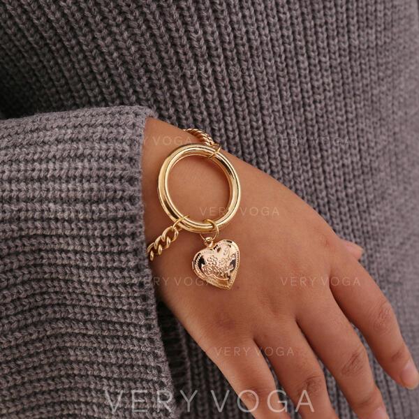 Unique élégant Alliage Bracelets