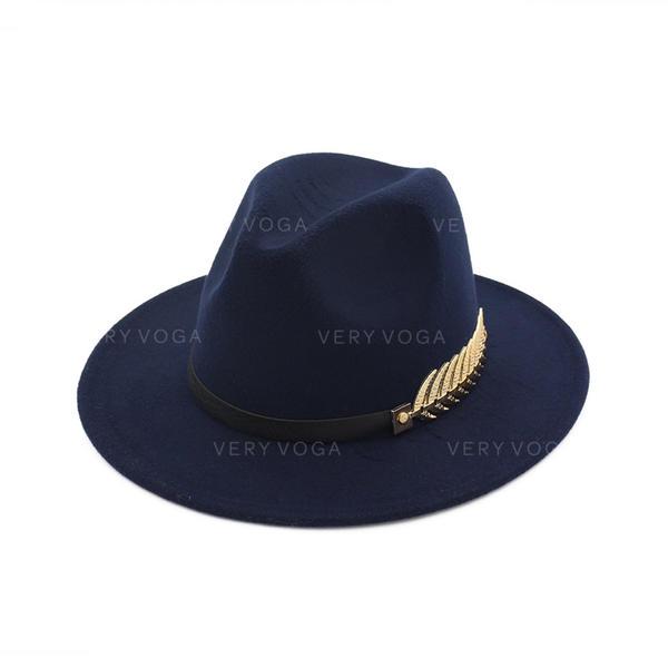Unisex Felt Fedora Hats