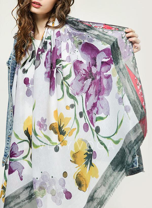 Floral fashion/fresh Scarf