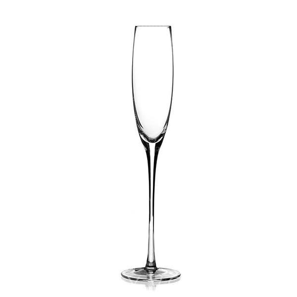 Clássico Vidro taças de champanhe (conjunto De 6)