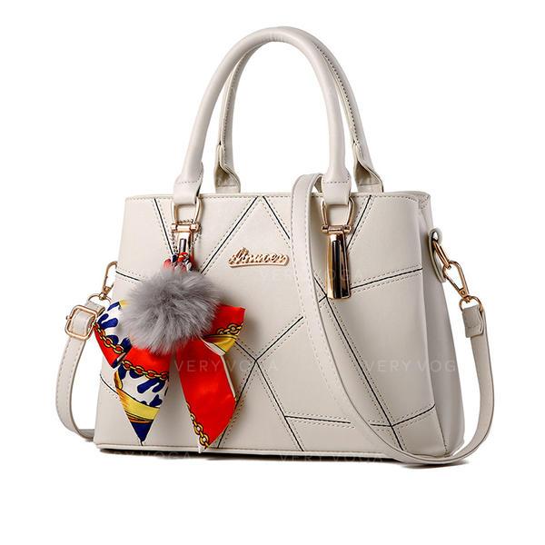Чарівний/Модно/Твердий колір Сумки/Сумки через плече/Плечові сумки