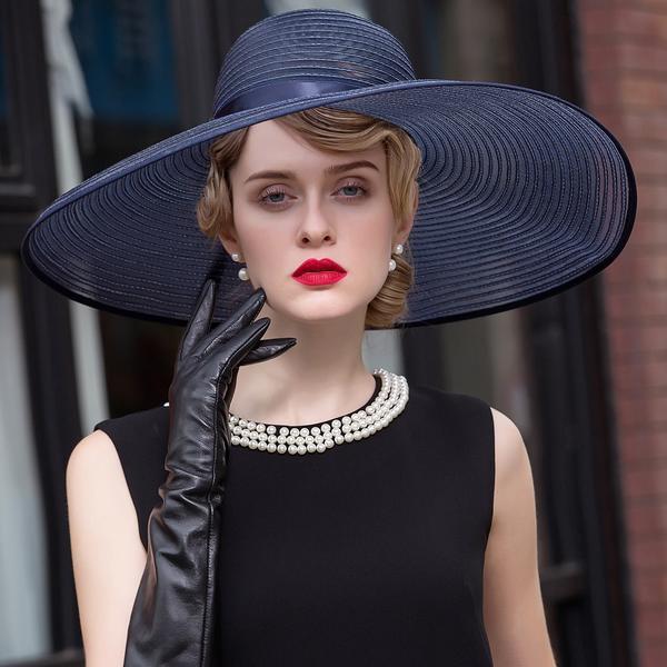 f09e38a1d [US$ 28.99] Ladies' Cambric Floppy Hats - VeryVoga