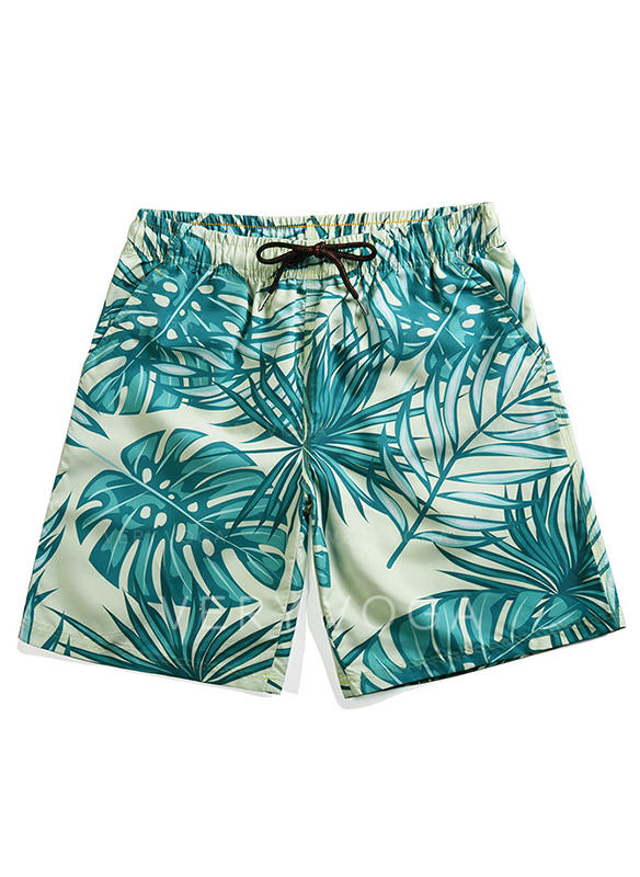Herren hawaiisch Board Shorts